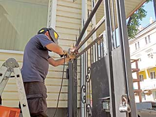 Gate Installations | Roll Up Door Repair Manhattan, NY
